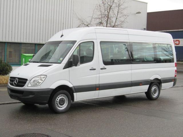Autovermietung Enning Sprinter 4,2m Bus