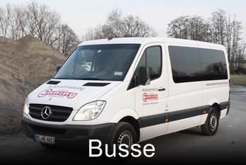 9-Sitzer Busse Mercedes Sprinter