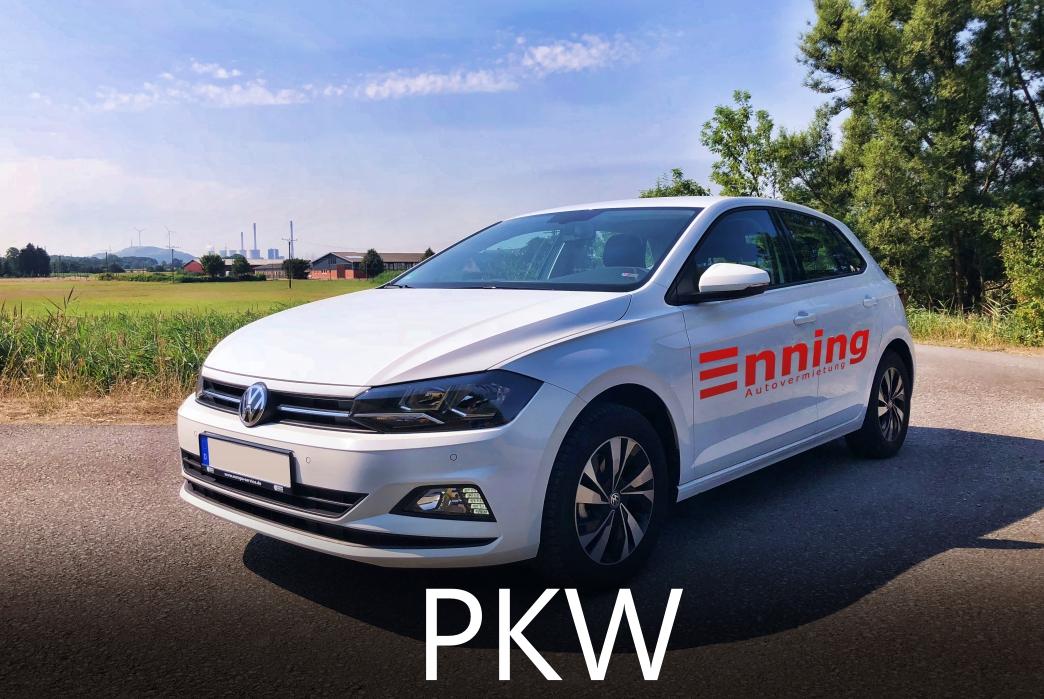 PKW SparMobil VW Polo Autovermietung Enning Dorsten