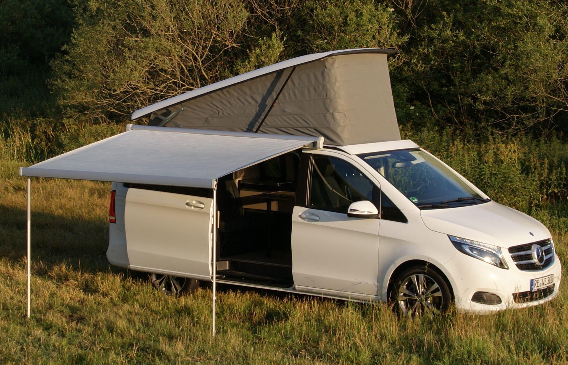 NEU: Marco Polo Campingbus