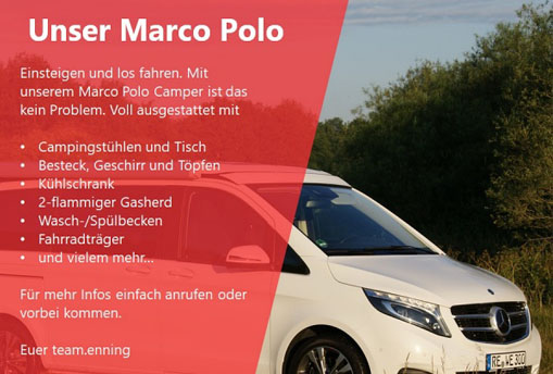 Marco Polo Camper