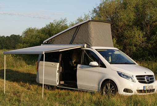 Marco Polo Camper - Markise